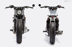 Kawasaki W800 'Bobber' by Di Ferro Motorcycles