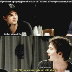 Nate and Ian #vampdiaries