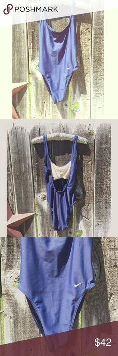 🌵NEW🌵 Vintage Razor Cut Nike One Piece So.... someone need to snag this before I keep it!😍 This is true 1990s vintage Nike! Classic style swimmers suite. This is SUPER sharpe razor cut. As seen on Selena Gomez and Kim Kardashian💕 This has the Nike tag but no size. I'm a size 12 with a big bum😉 and it fits perfectly! Has a scoop back, solid front with the Nike logo on the lower left side. It is a tad faded (shown in pics) I can't tell you enough how flattering this is! Vintage, has…