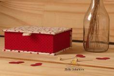 Caixa Presente Amor - Ateliê Fofurices