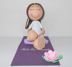 Fofucha Meditando