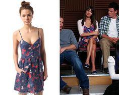 Urban Outfitters Cooperative Patterned Sundress - $29.99 (on sale!) Worn with: Ryan Ryan necklace Rachel Berry Style, Glee Fashion, Urban Outfitters, Girly, My Style, Fashion Ideas, Pattern, How To Wear, Models