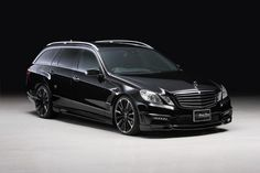 Wald Body Kit For Mercedes E-Class Wagon