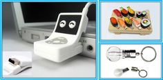 Unique #USBFlashDrives which are inspired by the nature and different aspects of daily life surely you will love it.