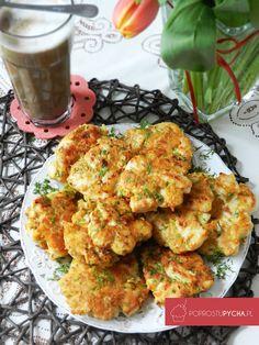 kotleciki siekane Polish Recipes, Cauliflower, Food And Drink, Keto, Vegetables, Ethnic Recipes, Ground Beef Recipes, Chef Recipes, Food And Drinks