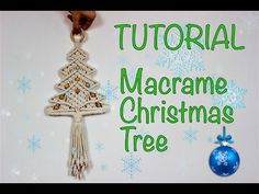 Macrame Christmas Stocking Tutorial – A Beautiful Mess Mini Christmas Tree, Diy Christmas Ornaments, Christmas Tree Decorations, Rustic Christmas, Christmas Swags, Christmas Christmas, Holiday Decor, Macrame Art, Macrame Projects
