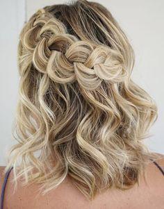 hair gallery; hair board; Featured Hairstyle: Heidi Marie Garrett; (Kayla,please put Heidi Marie Garrett to Pinterest title)