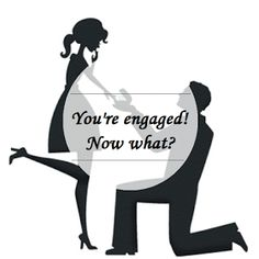 A Little This That: you're engaged...now what?!