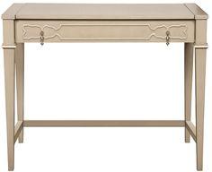 Vanguard Furniture: P433DK Julia Desk Vanity
