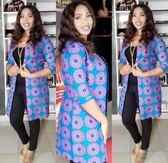latest african fashion look 057 African Blouses, African Tops, African Dresses For Women, African Attire, African Wear, African Fashion Dresses, African Inspired Fashion, African Print Fashion, African Print Dress Designs
