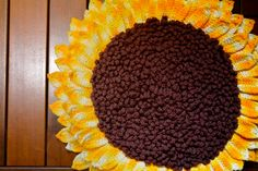 Tapete de Crochê Girassol - Barroco Maxcolor - Blog do Bazar Horizonte - Maior Armarinho Virtual do Brasil