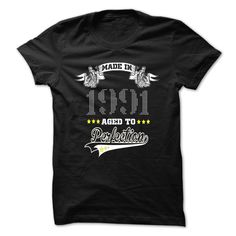 Perfection-1991 T Shirts, Hoodies. Check price ==► https://www.sunfrog.com/LifeStyle/Perfection-1991.html?41382 $21.99