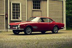1962 Moretti 2500 SS Coupe