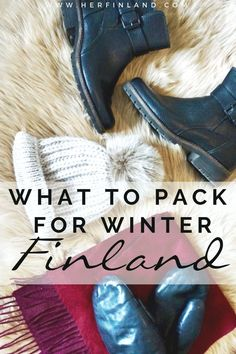 Lapland Packing List: What to Pack for Winter Finland? – Her Finland Finland Destinations, Vacation Destinations, Online Travel Sites, Finland Travel, Packing Tips For Travel, Travel Hacks, Travel Deals, Travel Guides, What To Pack