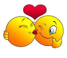 Resultado de imagem para smileys die sich küssen Smiley Emoticon, What Is Love, Tweety, Storytelling, Make It Yourself, Cartoon, Smileys, Fictional Characters, Color Yellow