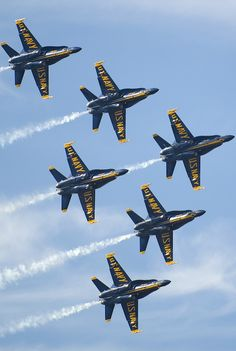 Educate your residents about the BLUE ANGELS