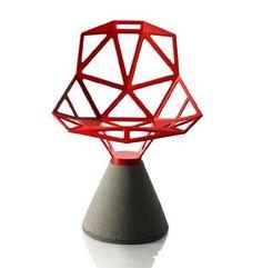 Chair one / Konstantin Grcic