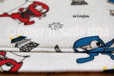 Costuras de camisolas de malha (cós, punhos e gola)