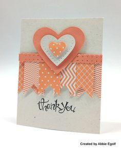 Card made by Abbie Egloff