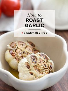 Want to amp up your favorite spaghetti or French bread? Roast some garlic and watch the flavors of your dish really come to life. The roasting process takes just a short time, and the result is so fabulous you'll wonder why you never thought of it before. Fragrant cloves of roasted garlic can really make any of your favorite dishes pop. Read the following eBay guide for tips and recipes and try it yourself tonight!