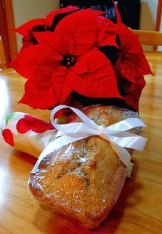 One Perfect Bite: Countdown to Christmas - A Simple and Spirited Eggnog Bread