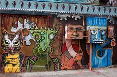 Albuquerque, New Mexico | 13 Awesome Pieces Of Graffiti Art From Around The World
