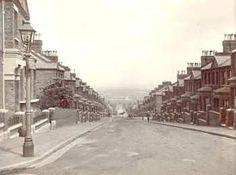 Ancona Road, Plumstead c.1900.