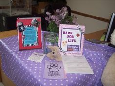 2012 Bark for Life Raffle Sign Up at Everett Veterinary Hospital and Boarding House, in Klamath Falls, OR. Get ready for 2013's Bark for Life! http://www.everettveterinary.com/community