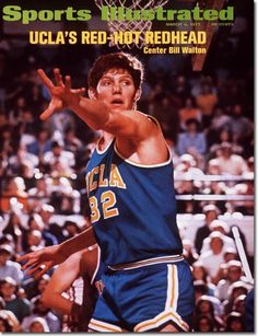Bill Walton, Basketball, UCLA Bruins