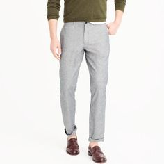 The Chino Fit Guide