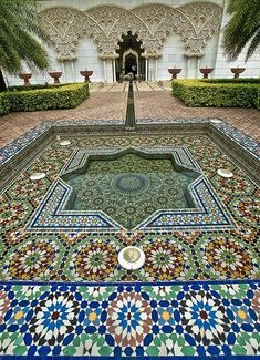 Morocco Travel Inspiration - Moroccan Pavillion #1 | Syafiq Azim | Flickr