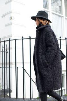 Fashion Moda, Look Fashion, Womens Fashion, Fashion Trends, Street Fashion, Look Winter, Autumn Winter Fashion, Winter Coat, Fall Winter