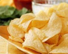 Chips au four  Ingrédients