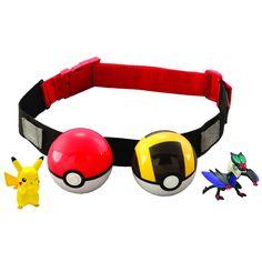Pokémon Clip 'n' Carry Poké Ball Belt  $15.99  http://www.amazon.com/gp/product/B00IL795W8?ie=UTF8&camp=1789&creativeASIN=B00IL795W8&linkCode=xm2&tag=coloredsandz-20