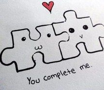 Inspiring image adorable, complete, cute, cute love, heart, hearts, i love you, love, me, pieces, puzzle, puzzle pieces, you, you love me, adorable love #902466 by awesomeguy - Resolution 400x300px - Find the image to your taste