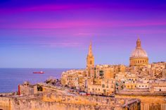 Valletta, Malta by Jacq Isabella. Malta Direct will help you plan your getaway - http://www.maltadirect.com