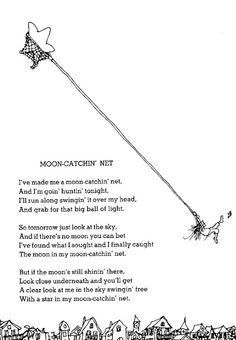 My all time favorite Shel Silverstein poem