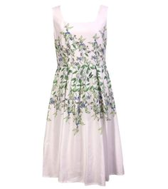 Square Neck Floral Dress from Laura Ashley