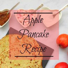 Apple Pancake Recipe. Super quick and easy delicious pancake recipe using apples. A kid friendly pancake recipe. Give your pancakes a twist with this delicious recipe.