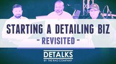 DETALKS - Starting A Detailing Business