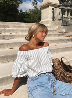 ♥️ Pinterest: DEBORAHPRAHA ♥️ summer outfits ideas