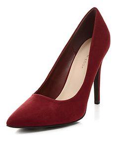 4e4798e60763f Chaussures femme   Bottes et bottines. Escarpins RougesBottinesCuirChaussures  New LookChaussures FemmeTalons ...
