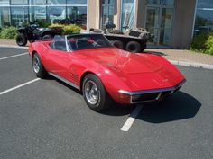 1971 Corvette Stingray convertable