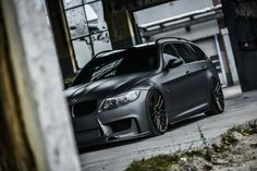 Repin this #BMW E91 3 series Touring grey then follow my BMW board for more pins