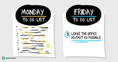 Make Friday Your Most Productive Day