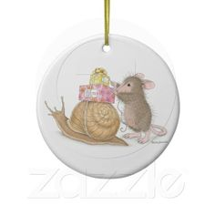 "House-Mouse Designs® - Ornaments - This product was recently added to our ""House-Mouse Designs® on Zazzle"" store front. Click on the image for more information."