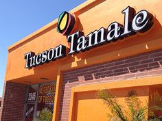 Green corn tamales at Tucson Tamale Company - Five Don't-Miss Local Tastes In Tucson