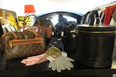 Bolsos y complementos vintage