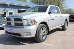 Jackson Motors and Marine .:: 2011 DODGE RAM 1500 4X4 SPORT ::.