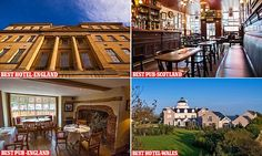 The winners of the AA Hospitality Awards 2017 revealed   Daily Mail Online